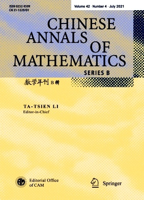 Chinese Annals of Mathematics,Series B杂志