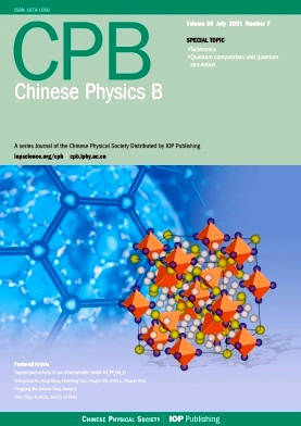 Chinese Physics B杂志
