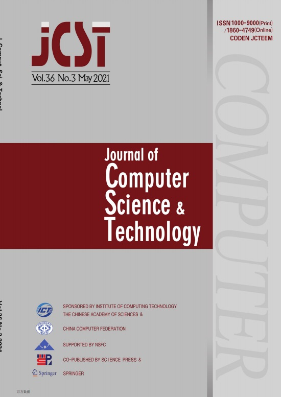 Journal of Computer Science Technology杂志