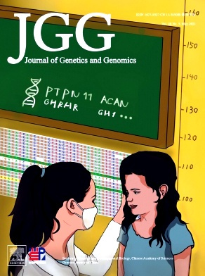 Journal of Genetics and Genomics杂志