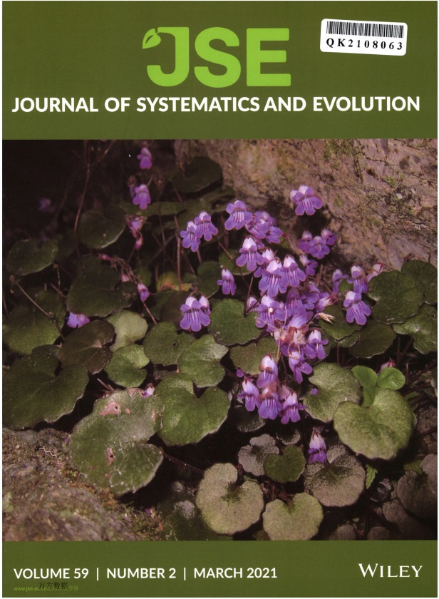 Journal of Systematics and Evolution杂志