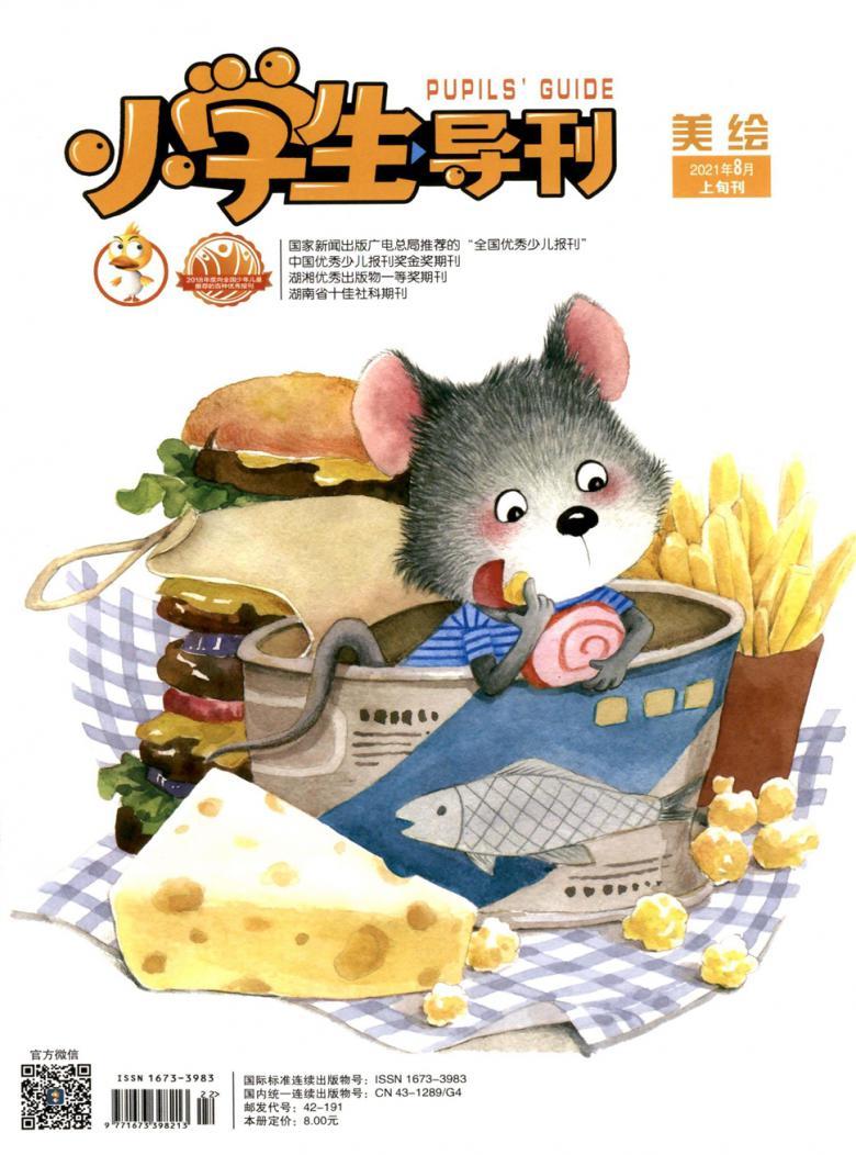 小学生导刊杂志