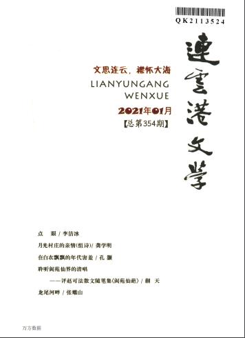 连云港文学杂志