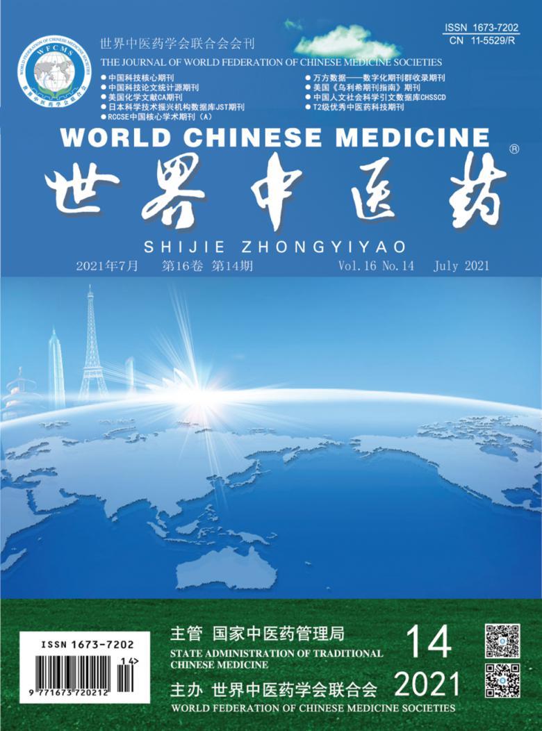 世界中医药杂志