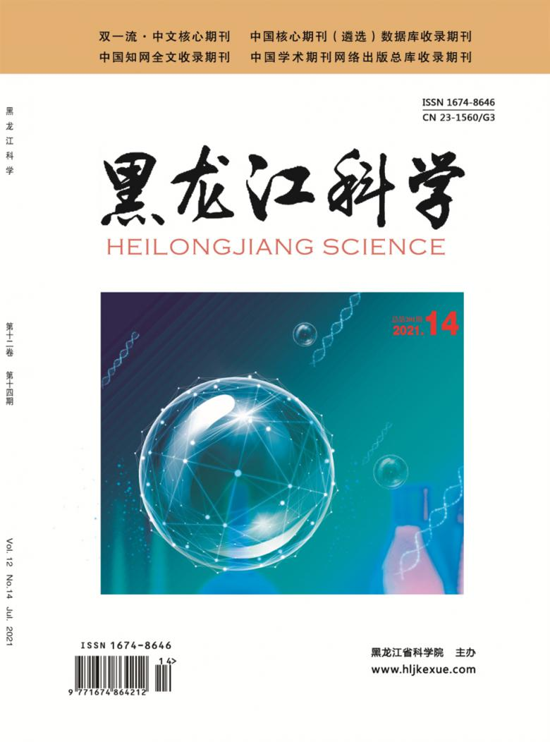 黑龙江科学杂志