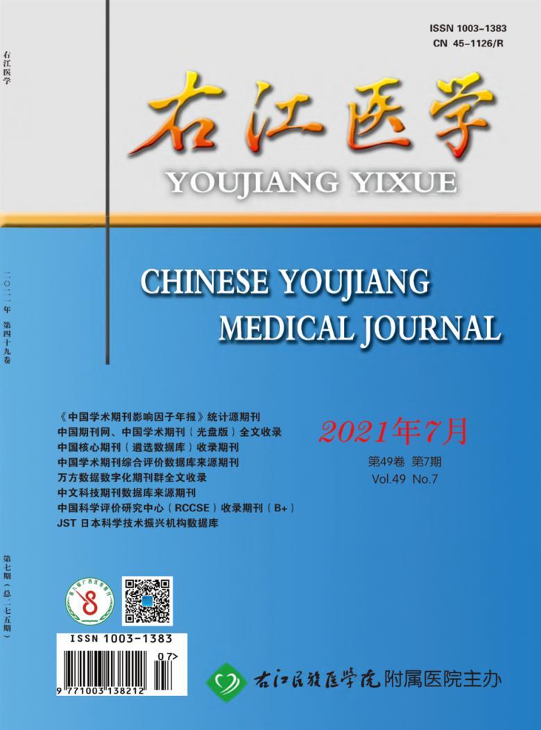右江医学杂志