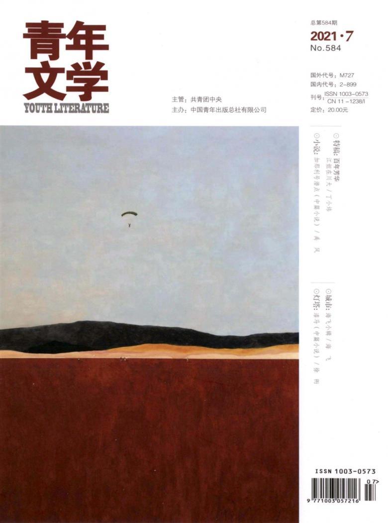 青年文学杂志