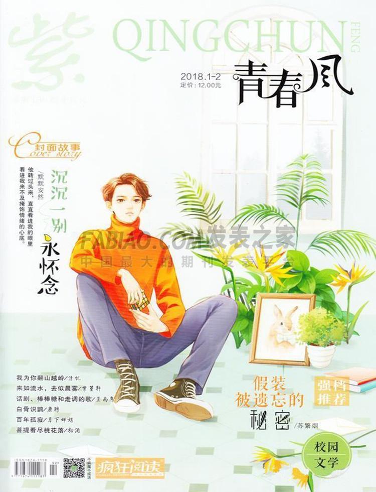 青春风杂志