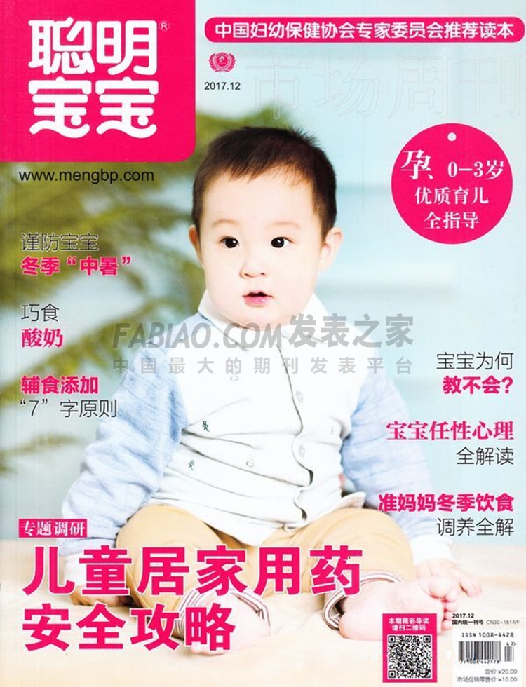 聪明宝宝杂志