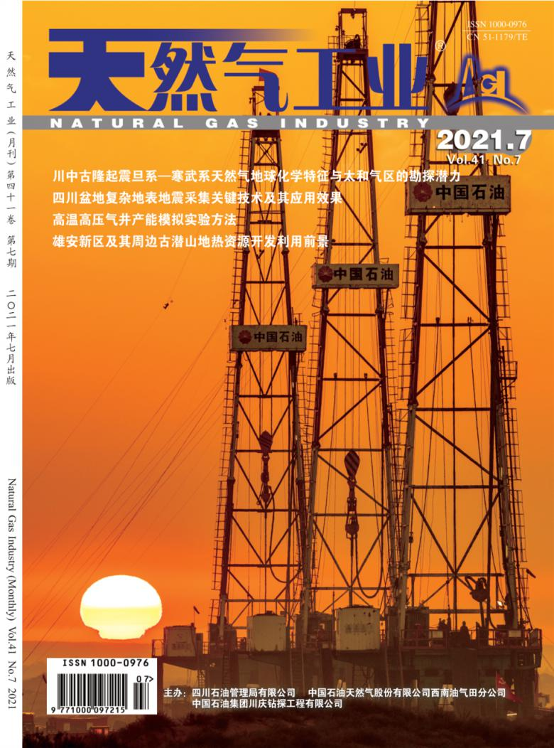 天然气工业