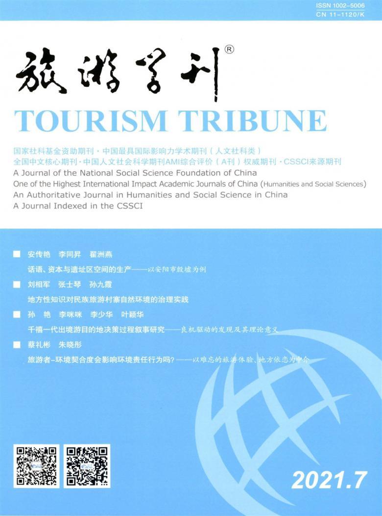 旅游学刊杂志