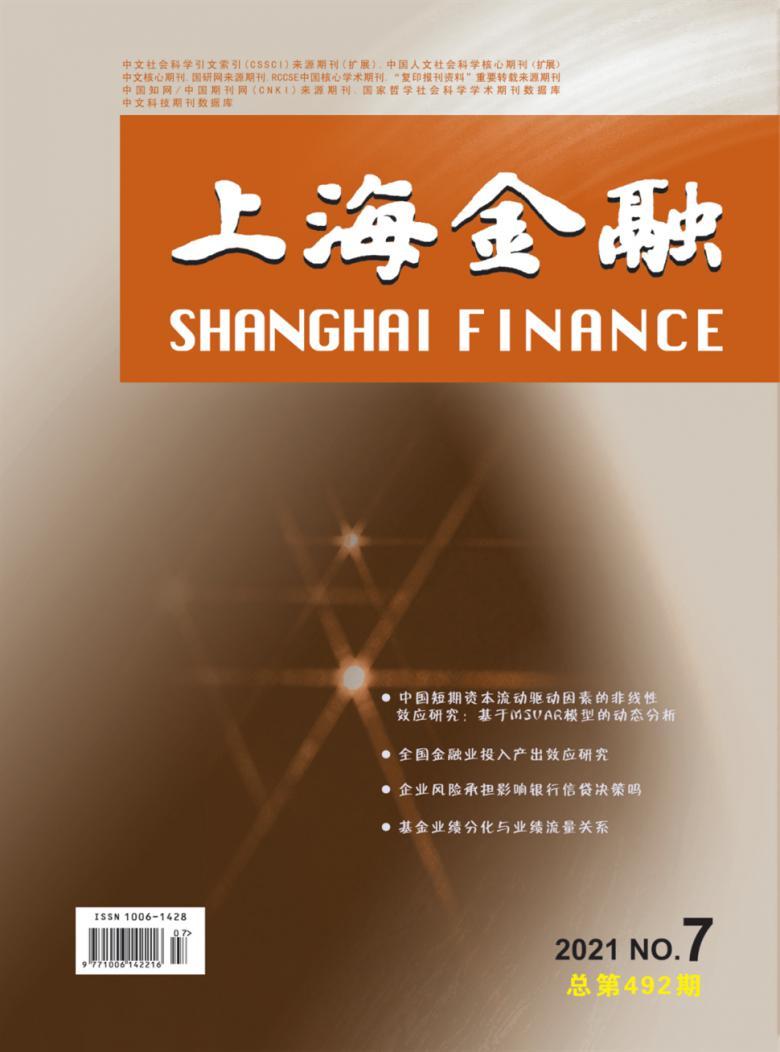 上海金融杂志