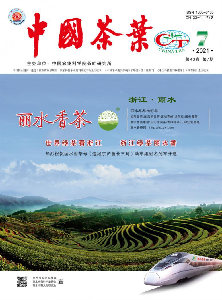 中国茶叶杂志