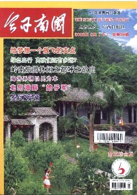 今日南国杂志