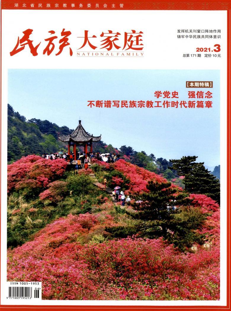 民族大家庭杂志