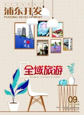 浦东开发杂志