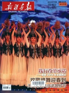 新疆画报杂志
