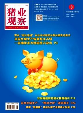 猪业观察杂志