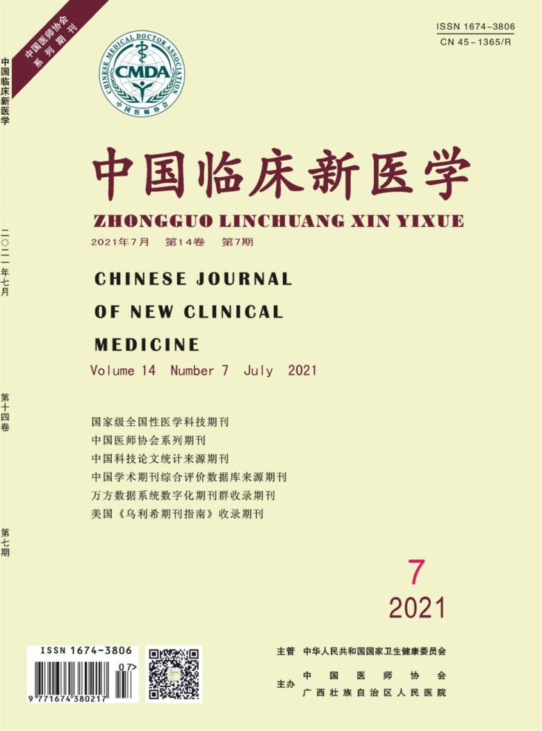 中国临床新医学杂志