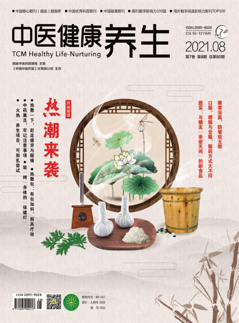 中医健康养生杂志