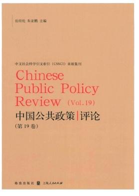 中国公共政策评论