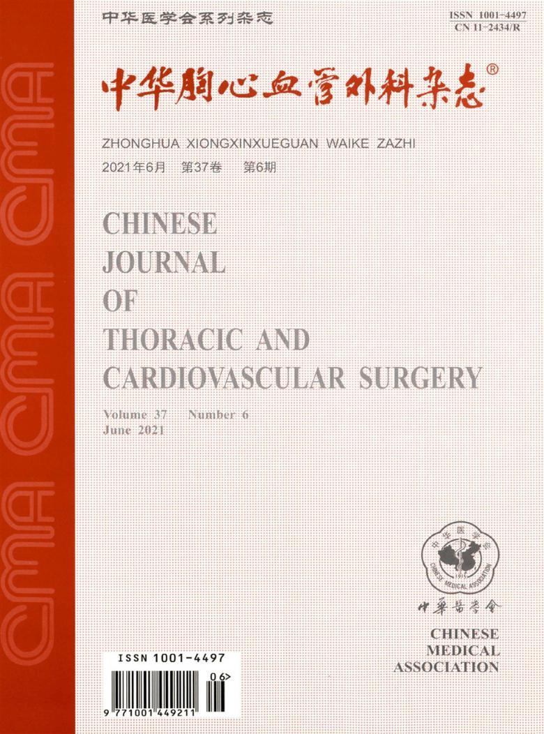 中华胸心血管外科