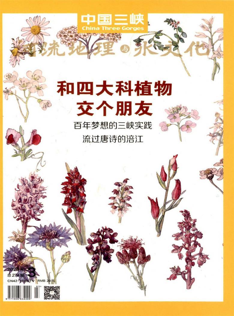 中国三峡杂志