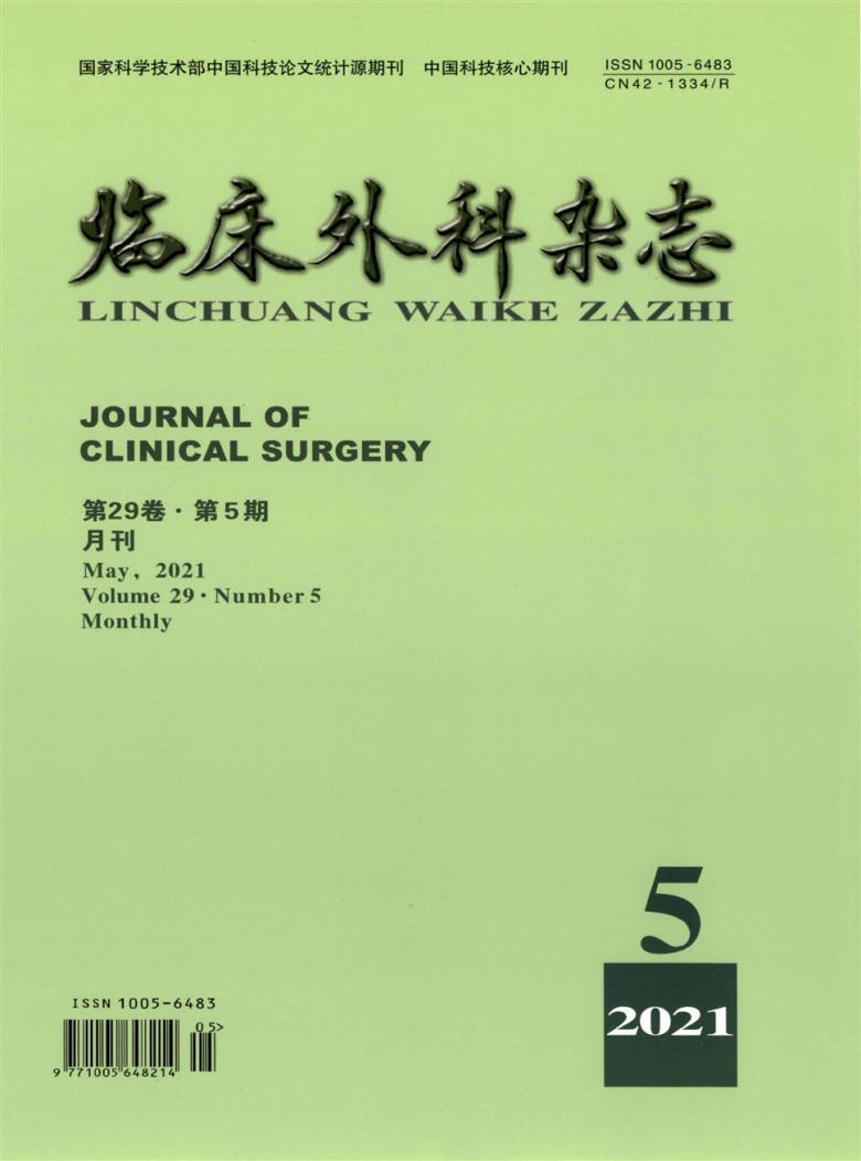 临床外科杂志