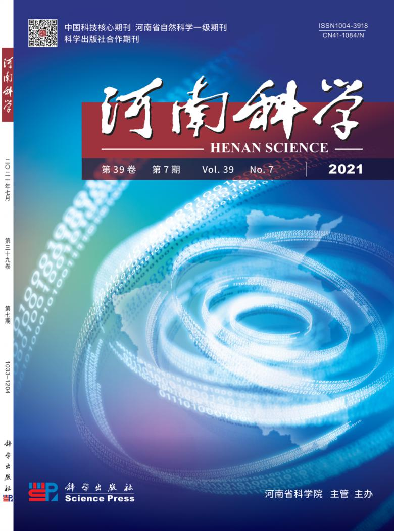 河南科学杂志