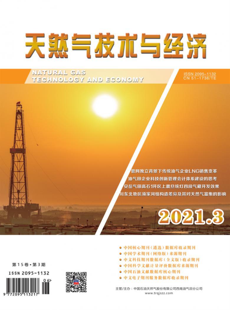 天然气技术与经济