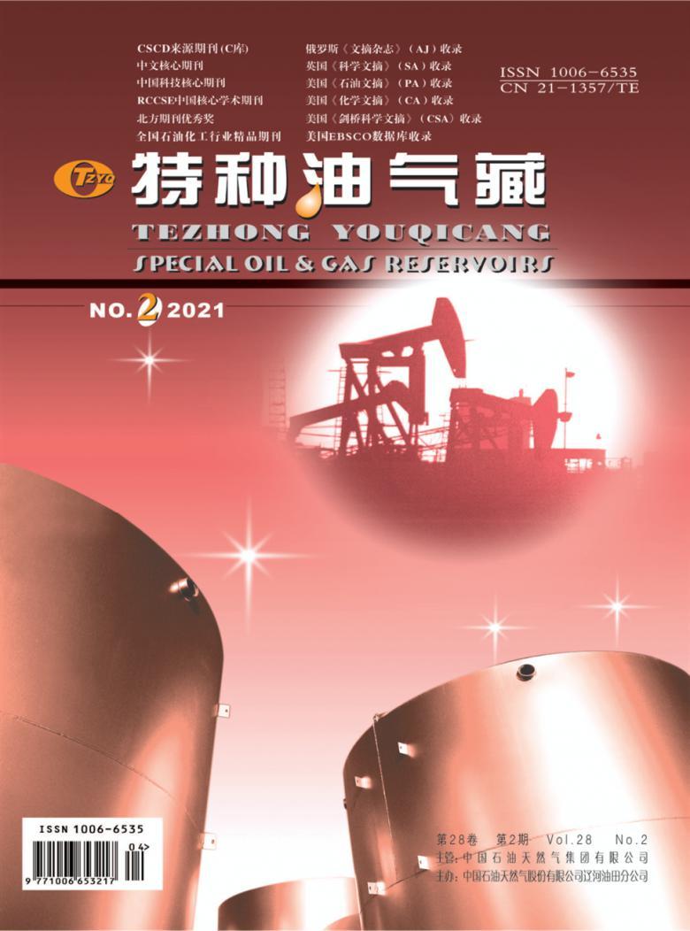 特种油气藏杂志