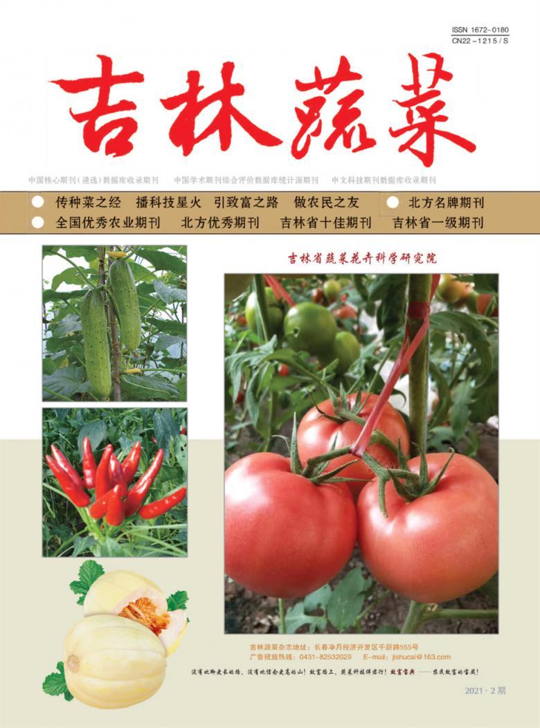 吉林蔬菜杂志