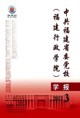 中共福建省委党校学报杂志