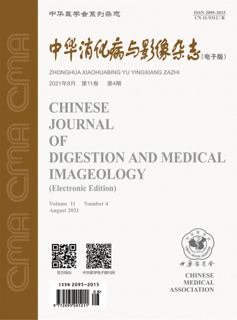 中华消化病与影像杂志
