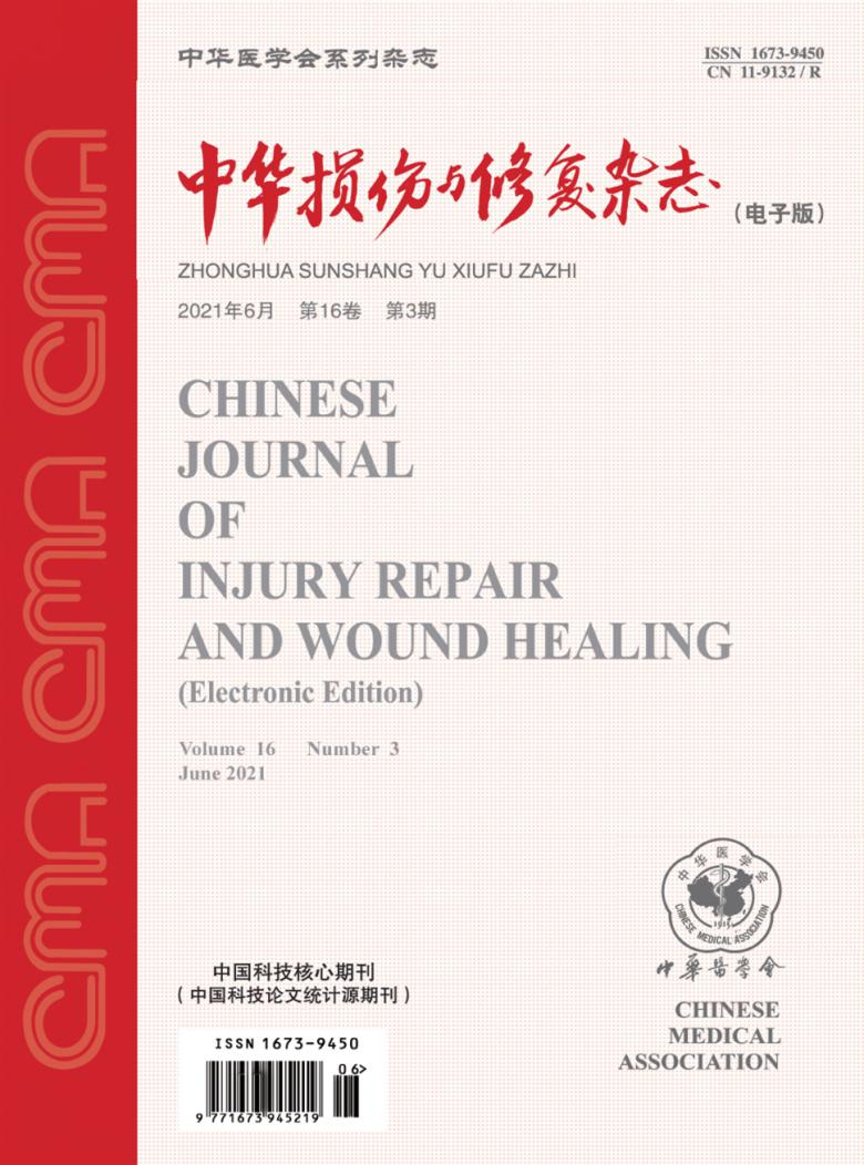 中华损伤与修复杂志