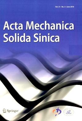 Acta Mechanica Solida Sinica