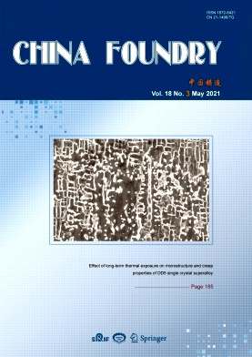 China Foundry杂志