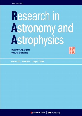 Research in Astronomy and Astrophysics杂志