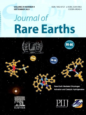 Journal of Rare Earths杂志
