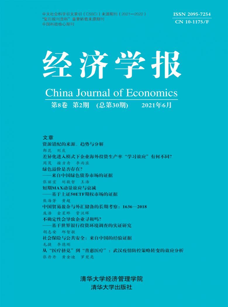 经济学报杂志