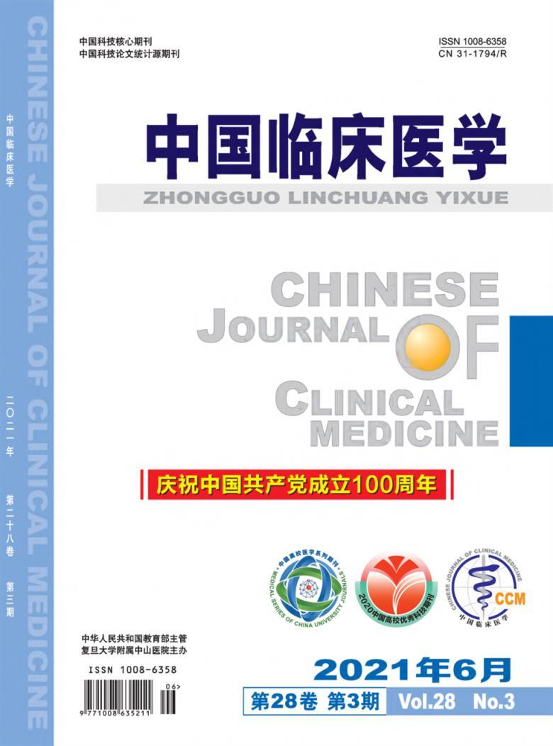 中国临床医学杂志