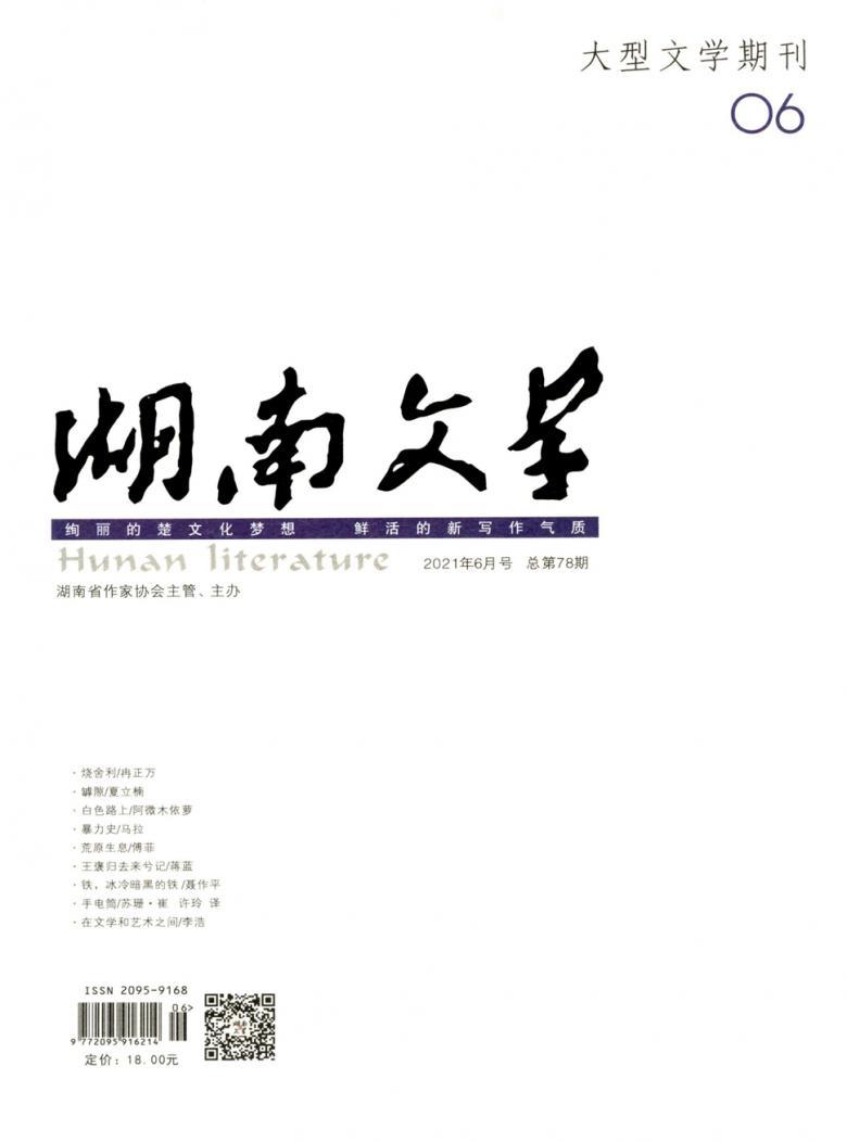 湖南文学杂志
