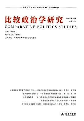 比较政治学研究杂志