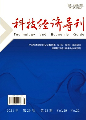 科技经济导刊杂志