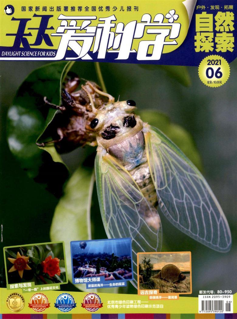天天爱科学杂志