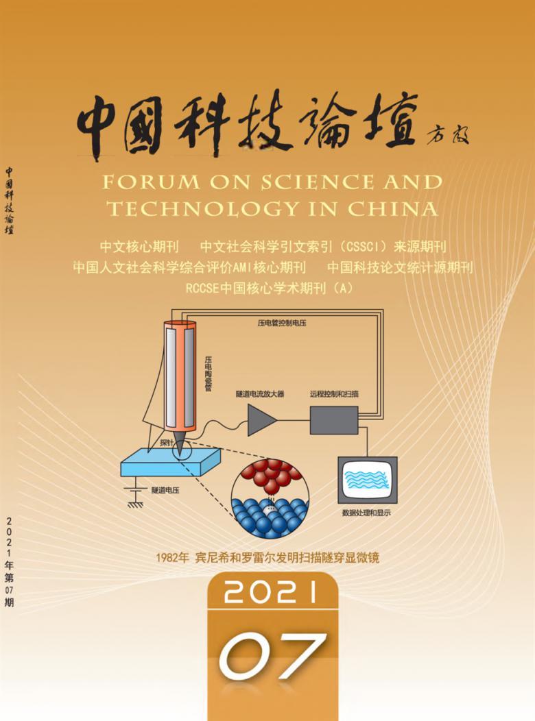 中国科技论坛杂志
