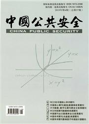 中国公共安全杂志