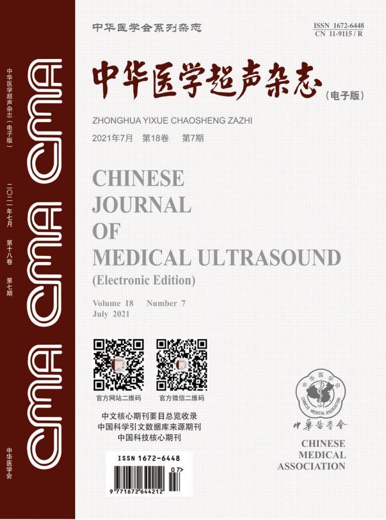 中华医学超声杂志