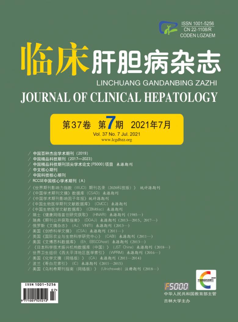 临床肝胆病杂志