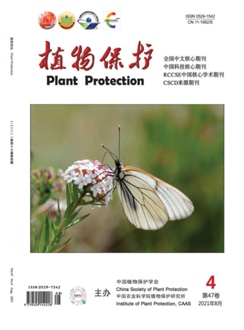 植物保护杂志